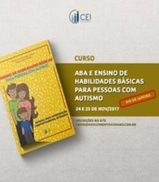 """A literatura científica tem indicado, desde a década de 1980, os bons efeitos de Intervenções Comportamentais Intensivas para o tratamento do autismo, conhecidas no Brasil como """"tratamento ABA ou método ABA"""". A literatura considera como """"Intervenção Comportamental Intensiva"""" os modelos de intervenção caracterizados por estimulação individualizada (um educador para uma criança com autismo), realizados por muitas horas semanais (15 a 40 horas), por pelo menos dois anos consecutivos, que abrangem várias áreas do desenvolvimento simultaneamente e que são fundamentados em princípios de Análise do Comportamento. O objetivo desse curso é auxiliar familiares, cuidadores, educadores e terapeutas a direcionar o ensino de habilidades básicas à suas crianças com autismo ou com outros transtornos do desenvolvimento infantil, em um contexto de Intervenção Comportamental Intensiva. Habilidades básicas são constituídas por comportamentos simples e iniciais, que por sua vez são requisitos para aprendizagens mais complexas (por exemplo, o contato visual é uma habilidade básica que é requisito para comportamentos mais complexos, como falar ou interagir socialmente)."""