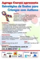 25.11.2017 | Agrega Cursos Estratégias de Ensino para Crianças com Autismo