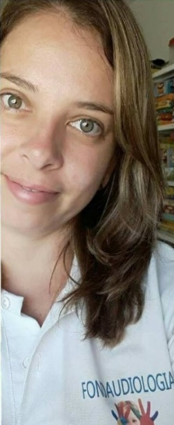 Vanessa Schaffel, Fonoaudióloga